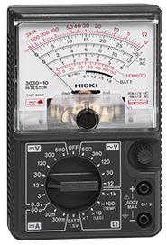 Analog Multimeter, Analog Tester   HiTester 3030-10