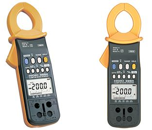 AC/DC Clamp Meter   Clamp On AC/DC HiTester 3284