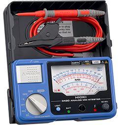 Analog Insulation Tester, Megohmmeter | 3490