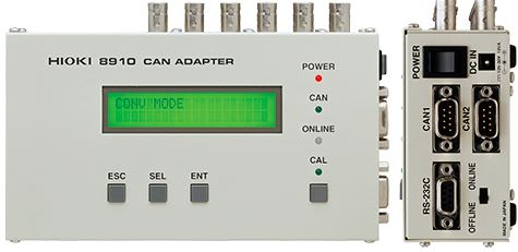 Convert CAN Bus Signals   CAN ADAPTER 8910