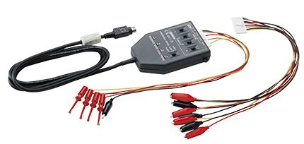 Measure Logic Signals with Memory HiCorders   LOGIC PROBE 9320-01