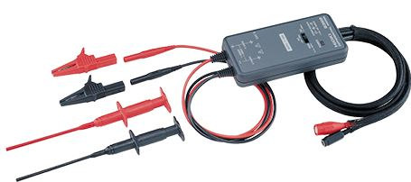 Voltage Testing Options for Memory HiCorders   DIFFERENTIAL PROBE 9322