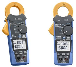 True RMS 600 A AC/DC Clamp Meter with Bluetooth   CM4372