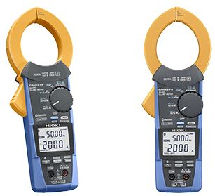 True RMS 2000 A AC/DC Clamp Meter with Bluetooth   CM4374