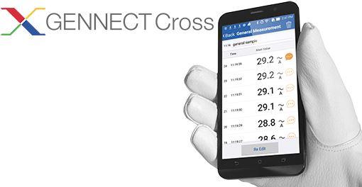 GENNECT CROSS SF4071, SF4072