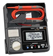 Insulation Tester for Photovoltaic Systems | IR4053