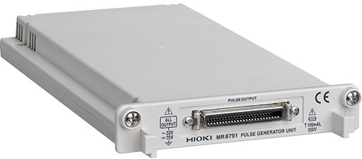 Memory HiCorder   PULSE GENERATOR UNIT MR8791