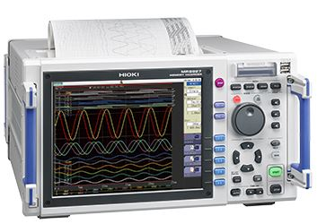 32-channel Fully-isolated Digital Oscilloscope   Memory HiCorder MR8827