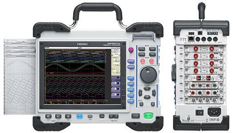 Oscilloscope, Memory Recorder   Memory HiCorder MR8847A