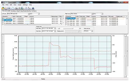 Energy Logger Software | Power Logger Viewer SF1001