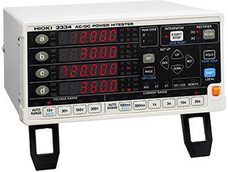 Power Meter | AC/DC Power HiTester 3334