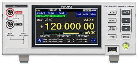Benchtop Digital Multimeter | Precision DC Voltmeter DM7276