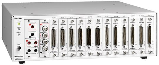 Multiplexer | SWITCH MAINFRAME SW1002