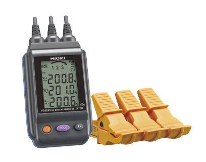 Phase Rotation Meter   DIGITAL PHASE DETECTOR PD3259-50