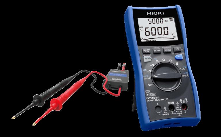 HIOKI DT4261 with P2000 Probe